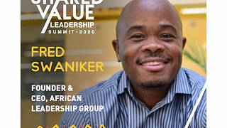 Fred Swaniker, founder and CEO of Africa Leadership Group, to open the 2020 Africa Shared Value Leadership Summit