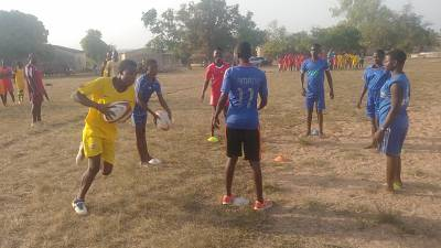 Get Into Rugby (GIR) Nord Togo