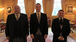 New ambassadors from Egypt, Kosovo and Montenegro