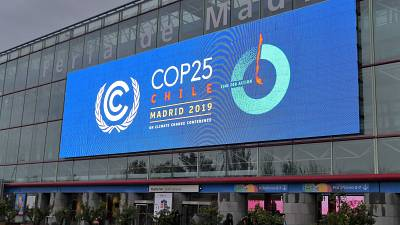 2019 UN climate change conference (COP25): African Development Bank urges African nations to persist with climate change ambitions as marathon talks end in Madrid