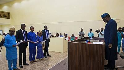AGCO Vice President and General Manager, Africa inaugurated to the Governing Council of a new agricultural college in Nigeria