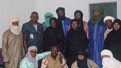 A Tessalit, la MINUSMA échange avec les acteurs de la société civile