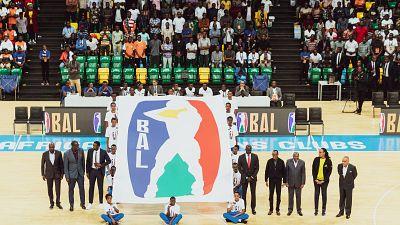 La basketball africa league revèle son logo officiel