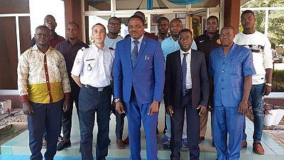 La sécurité aéroportuaire, une priorité de la coopération franco-togolaise