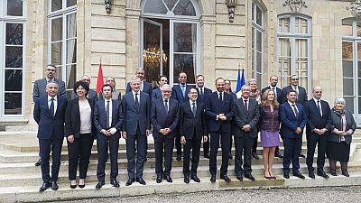 La XIVème Rencontre franco-marocaine de Haut Niveau se tient à Paris