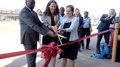 Communiqué de presse-Visite de la Sous-Secrétaire Adjointe aux Affaires Ouest-Africaines