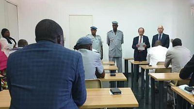 La France contribue à la formation d'excellence des douaniers nigériens