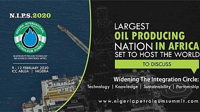 Le Nigeria s'apprête à faire avancer ses plans gaziers lors de la 3e conférence annuelle du Sommet International Nigeria Sur Pétrole (NIPS)