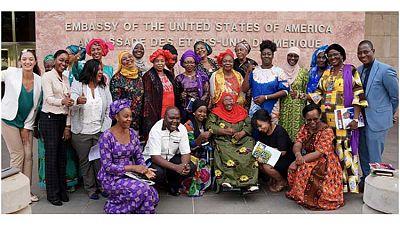 L'Ambassade des Etats-Unis Célèbre la Semaine de l'Entreprenariat