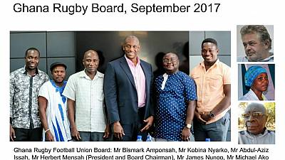 Ghana Rugby Extends Board Nominations Deadline Ahead of Critical General Meeting