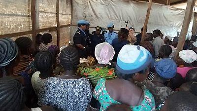 « La policière des Nations Unies 2019 » en visite à Bunia (Par Jean-Tobie Okala)