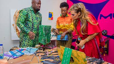 Merck Foundation partners with African Leaders in Sustainable Art and Interiors as part of its Sustainability Initiative