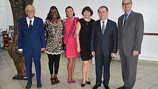 Sur l'ouverture de la semaine cinématographique russe à Cotonou