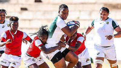South Africa (SA) Rugby celebrates Latsha's rise to professional rugby