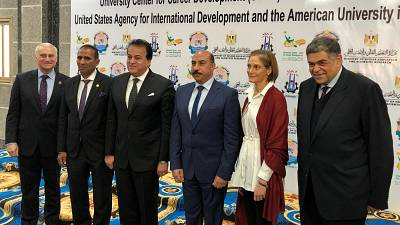USAID supports Egypt's Education and Development Priorities in Aswan