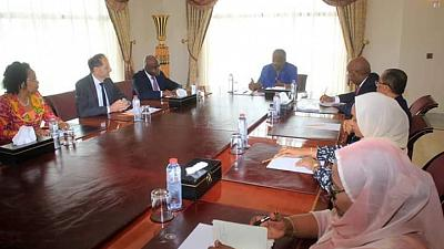 World Bank Group Executive Directors visit Djibouti to discuss Country's Development Prospects