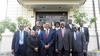 Visit to Tokyo by Amb. Macharia Kamau, MBS – Principal Secretary, Ministry of Foreign Affairs