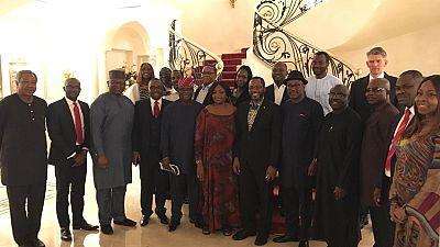 La Guinée Equatoriale continue sa campagne de l'Année de l'investissement avec les investisseurs Nigérians