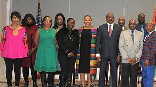 """Présentation de voeux du Nouvel An : l'Ambassadeur Haïdara exhorte les ivoiriens des Etats-Unis à """"transcender les différences"""""""