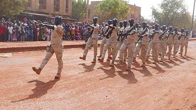 Mopti : Les Casques bleus de la MINUSMA aux côtés des Forces armées maliennes (FAMAs) pour leur 59e anniversaire