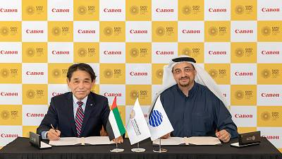 Canon to bring its imaging expertise to Expo 2020 Dubai as Official Printing and Imaging Provider