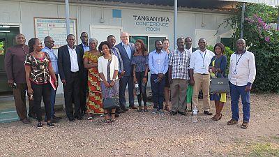 La problématique du retrait de la MONUSCO au menu de l'échange entre François Grignon et la société civile du Tanganyika (Par Joseph Amuri Kamakumbi)