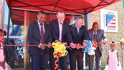 Assistant Secretary for African Affairs Tibor Nagy concludes successful visit to Ethiopia