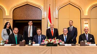 Marriott International signs agreement to bring its iconic St. Regis Brand to the new adminstrative capital of Egypt with the St. Regis Almasa