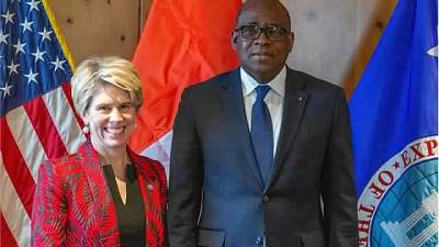 Readout from Chairman Reed's Meeting with Cote d'Ivoire's Ambassador to the United States Mamadou Haidara