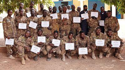 L'Armée Américaine Forme les Troupes Maliennes aux Soins Tactiques de Combat