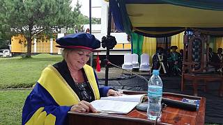 Speech by H.E. Ms. Jacobsen at Arusha Technical College Graduation Ceremony