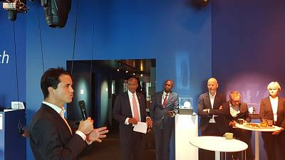 """Africa House needed in Davos in 2021""- The Swiss-African Business Roundtable concludes at the World Economic Forum"