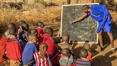 Zimbabwean entrepreneur invents open-sourced technology to improve access to education in Africa