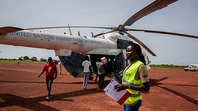 European Union powers Humanitarian Activities in South Sudan