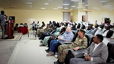 UNAMID supports consultative conferences for Internally Displaced Persons (IDPs) and Darfur civil society for Sudan peace talks