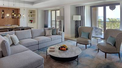 A Natural Escape: Four Seasons Resort Dubai at Jumeirah Beach Unveils 11 Newly Renovated Imperial Suites Alive with Elements of Nature