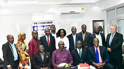 Ghana Rugby elects New Officers and Board Members