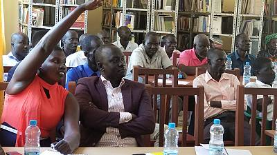 Jonglei women express desire to achieve 35 percent political representation (By David Majur Awuou)