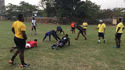Coach Collin Osborne prepares Ghana Rugby Eagles for Rugby Africa Cup