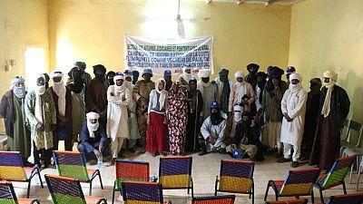 Les habitants de la région de Kidal et la MINUSMA échangent sur la paix et la lutte contre l'impunité