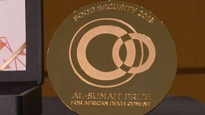 Les lauréats du prix Al-Sumait pour le développement de l'Afrique dans le domaine de la sécurité alimentaire ont reçu leur prix lors d'une cérémonie spéciale qui s'est tenue à Koweït