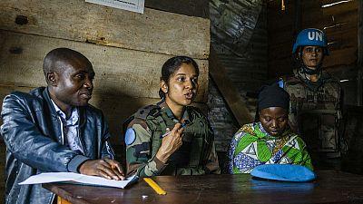 Goma : les habitants de ''Lac Vert'' demandent à la MONUSCO d'augmenter les patrouilles de sécurité dans la région (Par Tom Tshibangu)