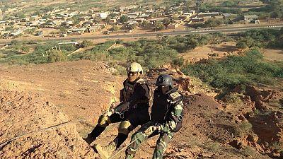 La France contribue à la formation des unités anti-terroristes du Niger