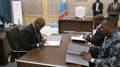 Government of Democratic Republic of the Congo and General Electric Sign Infrastructure Agreement