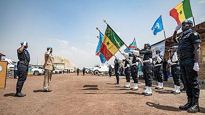 Nord Kivu : une centaine de policiers sénégalais décorés de la médaille des Nations Unies (Par Amadou Ba)