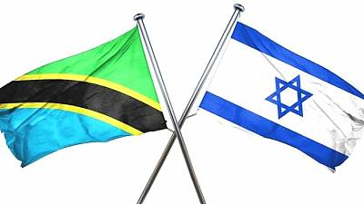 Israel Vows to Foster Bilateral Ties with Tanzania