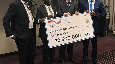 The Community Conservation Fund of Namibia (CCFN) was successfully launched in the capital today
