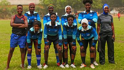 Conquerors Ladies crowned 2020 Ghana Rugby Women's Champions