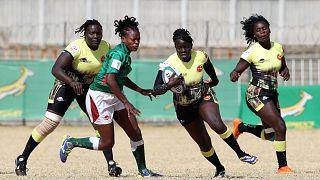 Maha Zaoui, patronne du rugby féminin à Rugby Afrique