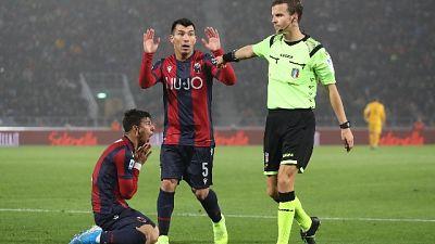La Penna arbitrerà Spal-Juve, Inter-Samp a Mariani